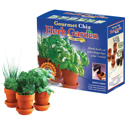 As Seen on TV Chia Pet Herb Garden