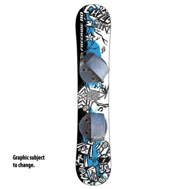 EmscoGroup 1069-4-1 Graffiti SnowBoard, 110 cm by EmscoGroup