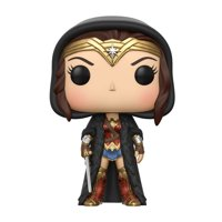 FUNKO POP! HEROES: DC - Wonder Woman S2 - Cloak