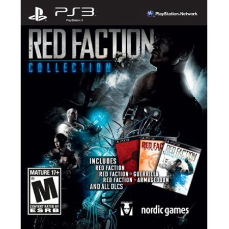Red Faction Collection, Nordic Games, PlayStation 3, (Best Ps3 Collection Games)