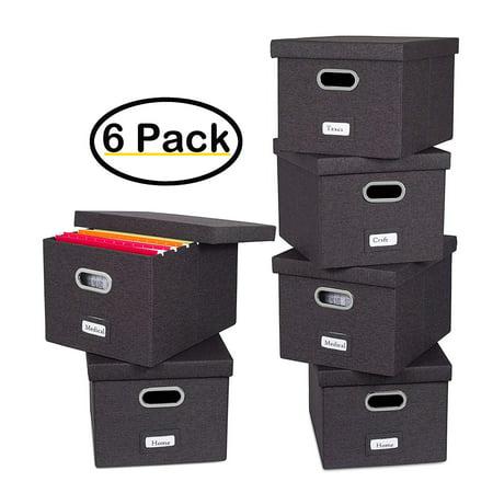 Internet S Best Collapsible File Storage Organizer