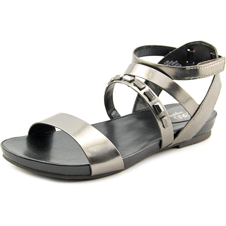Easy Spirit e360 Cressia Women Gray Sandals by Easy Spirit