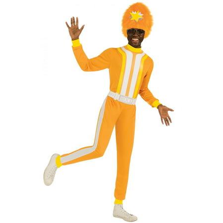 DJ Lance Yo Gabba Gabba Costume Adult - Yo Gabba Costume