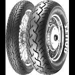 Pirelli 0800400 mt66 tire rear 130/90-16 reinf orced