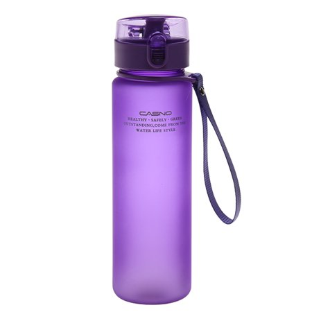 Sports Water Bottle, Large Capacity Travel Drink Bottle BPA Free Leak Proof Plastic Water Cup for Sports, Camping, Gym, Fitness