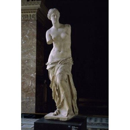 VENUS OF MILO VENUS DE MILO GREEK ART d Musee du Louvre Paris Canvas Art -  (18 x - Venus Greek