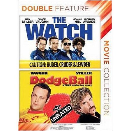 Dodgeball: A True Underdog Story / The Watch (Widescreen)