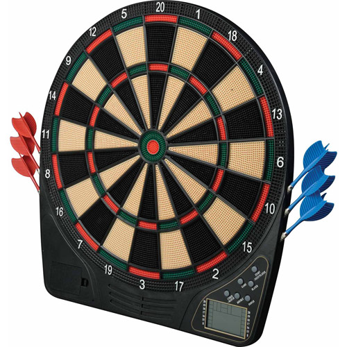 Franklin Sports 1500 Electronic Dartboard