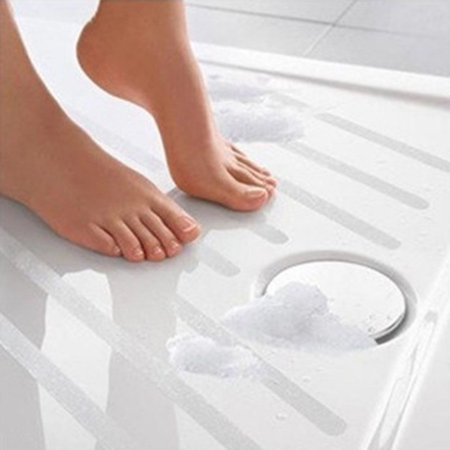 Best Product For Shower 12pcs Anti Slip Bath Grip Stickers Non Slip