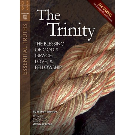 Fellowship Series - The Trinity : The Blessing of God's Grace, Love, and Fellowship