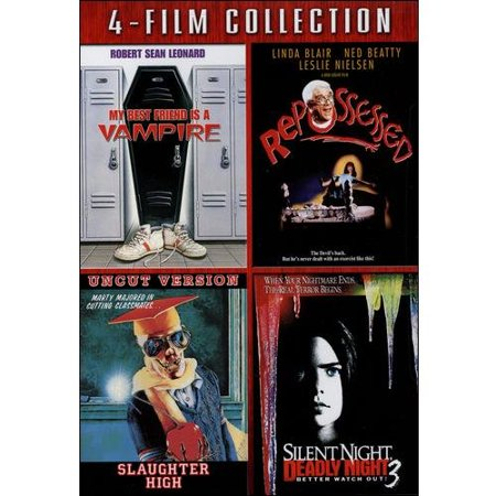 My Best Friend Is A Vampire / Repossessed / Slaughter High / Silent Night, Deadly Night 3