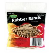 A & W HQ Advance  Rubber Bands, 1.5 oz