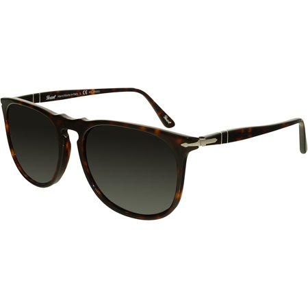dab0ce6f3e97a Persol - Persol Men s Polarized PO3113S-24 57-57 Tortoiseshell Rectangle  Sunglasses - Walmart.com