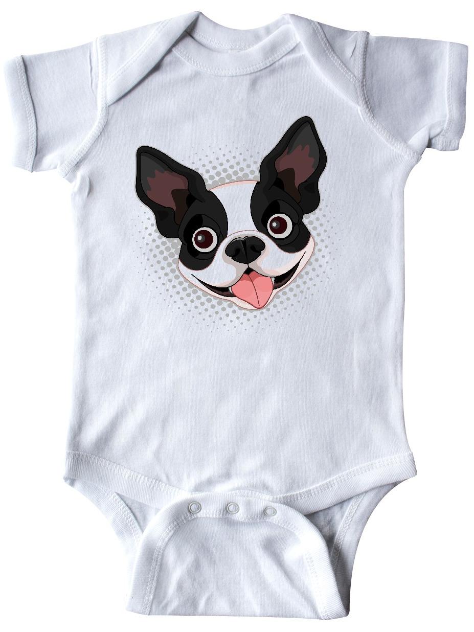 inktastic Boston Terrier Dog Gift Baby T-Shirt