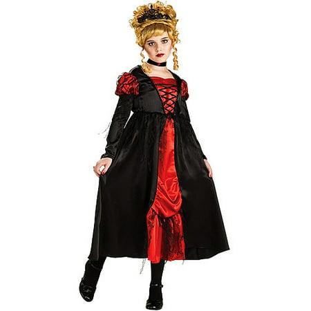 Seasonal Vampiress Child Costume