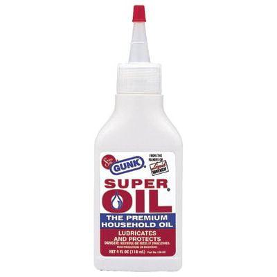 4-Oz. Super Oil Household Oil Squirt Spou