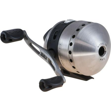 Zebco / Quantum 33 Max Spincast - Quantum Steel Reel