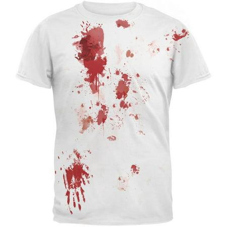 Halloween Blood Splatter - Us Halloween Spending