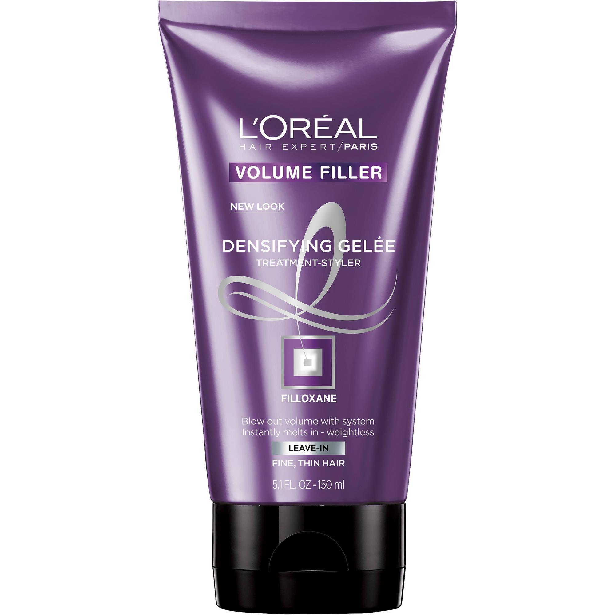 L'Oreal Paris Advanced Haircare Volume Filler Densifying Gelee, 5.1 fl oz