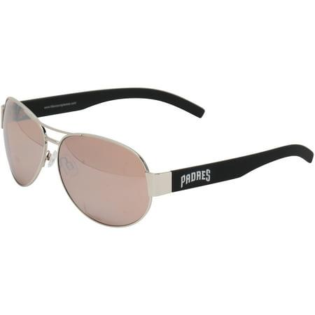 San Diego Padres Women's Aviator Sunglasses - No - San Diego Padres Sunglasses