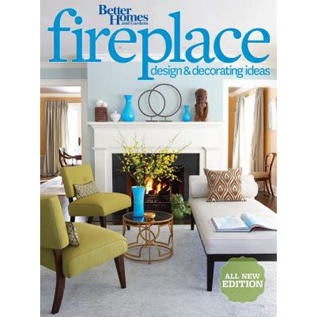 Better Homes and Gardens Fireplace Design & Decorating Ideas, 2nd Edition for $<!---->