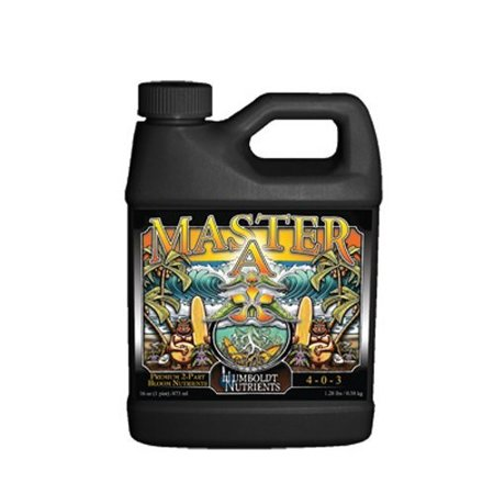 Master Nutrient System - Humboldt Nutrients MA405 Master A Germination Kit, 32-Ounce