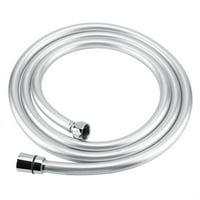 Greensen 2M Flexible PVC Shower Hose Pipe Water Shower Head Connector Bathroom Supplies