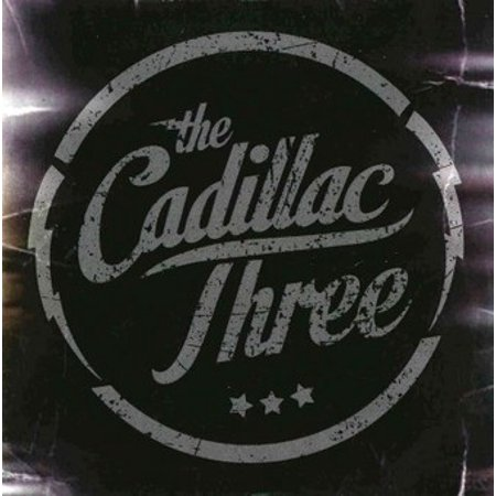 The Cadillac Three (CD) Cadillac Deville Vinyl