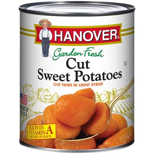 Hanover Garden Fresh Cut Sweet Potatoes, 29 Oz
