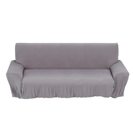fit stretch sofa slip over couch cover fit cover elastic fabric