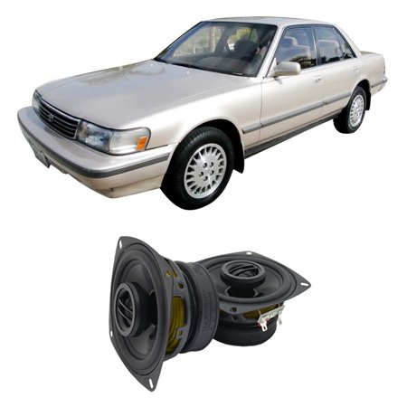 Fits Toyota Cressida 1988-1992 Front Dash Replacement Harmony HA-R5 Speakers -