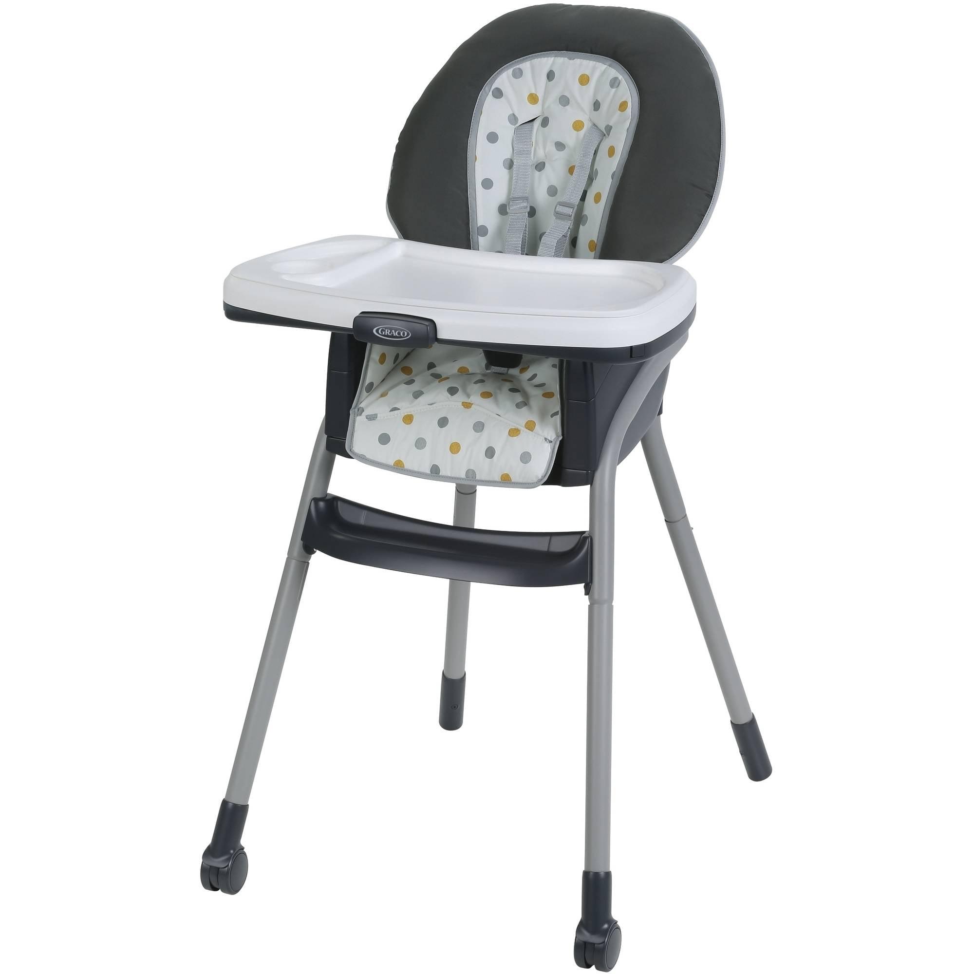 Graco Table 2 Table High Chair Gol Walmart