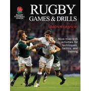 Rugby Games & Drills - eBook