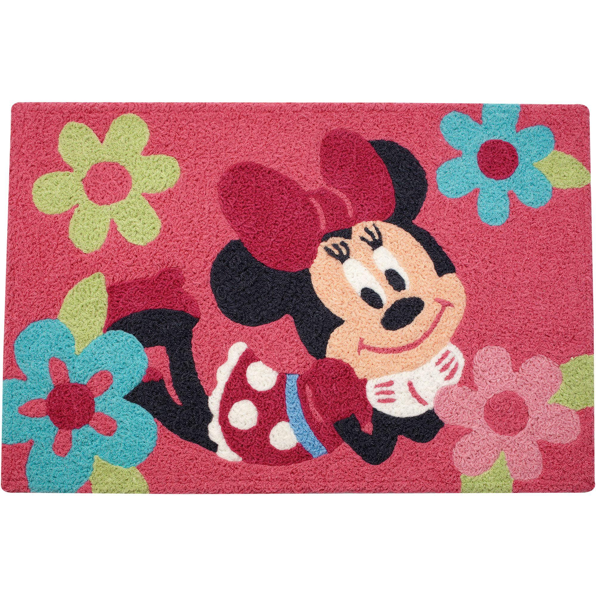 Disney Minnie Mouse Rug