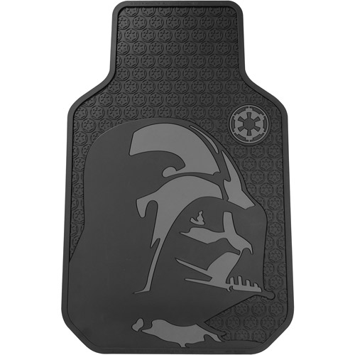Plasticolor Non-Carpet Darth Vader Floor Mat