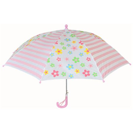 foxfire fox-602-52 childrens pastel posies umbrella - size 1