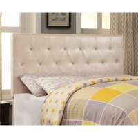 Furniture of America Chasidy Full Queen Faux Leather Headboard
