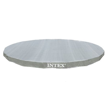 Intex UV Resistant Deluxe Debris Cover for 18' Intex Ultra Frame Swimming Pools (Deluxe Pool Cover)
