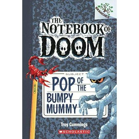 Mummy Pop - Pop of the Bumpy Mummy