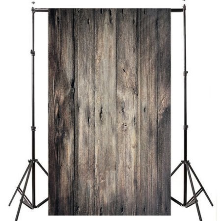 Old Fashioned Microphone Prop (NK HOME Studio Photo Video Photography Backdrops 3x5ft Old Fashioned Wood Printed Vinyl Fabric Background Screen)