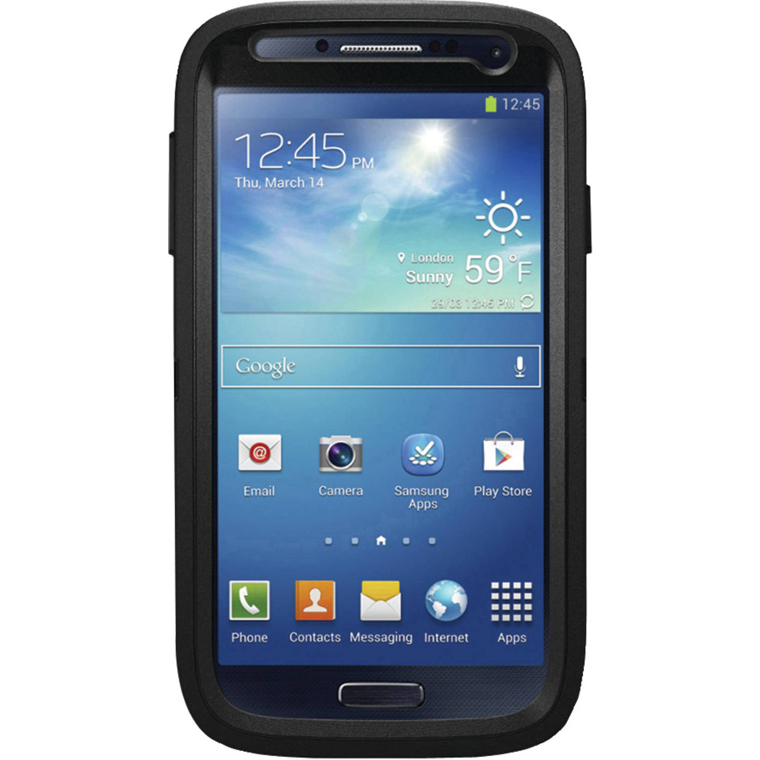 OtterBox Samsung Galaxy S4 Case Defender Series