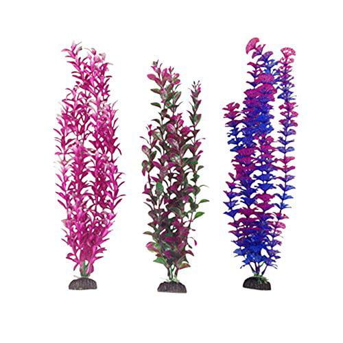 Penn-Plax 16-Inch Aquarium Plants 3-Count Pack