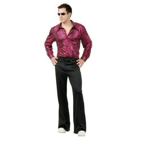 Halloween Snake Skin Disco Shirt](Boys Disco Clothes)