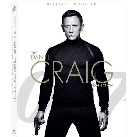 007: The Daniel Craig 4-Film Collection (Ben Nye Bond)