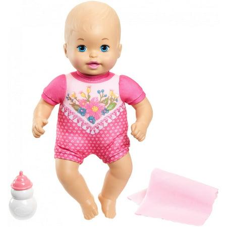 Little Mommy Baby So New Doll Fringe