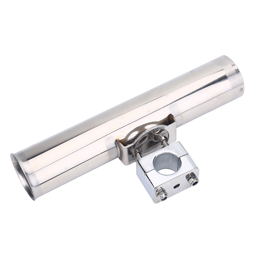 Fishing Rod Holder Stainless Steel Ground Rod Support Frame Fishing Tackle