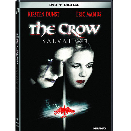 The Crow: Salvation (DVD + Digital Copy) (With INSTAWATCH) (Widescreen)