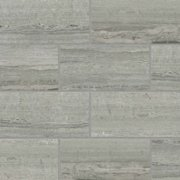 Classic 2.0 Stone Look 12-in x 24-in Polished Porcelain Tile in Travertino Grigio (15.76 SqFt/Ctn)