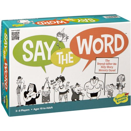 Say It Game (Say The Word)