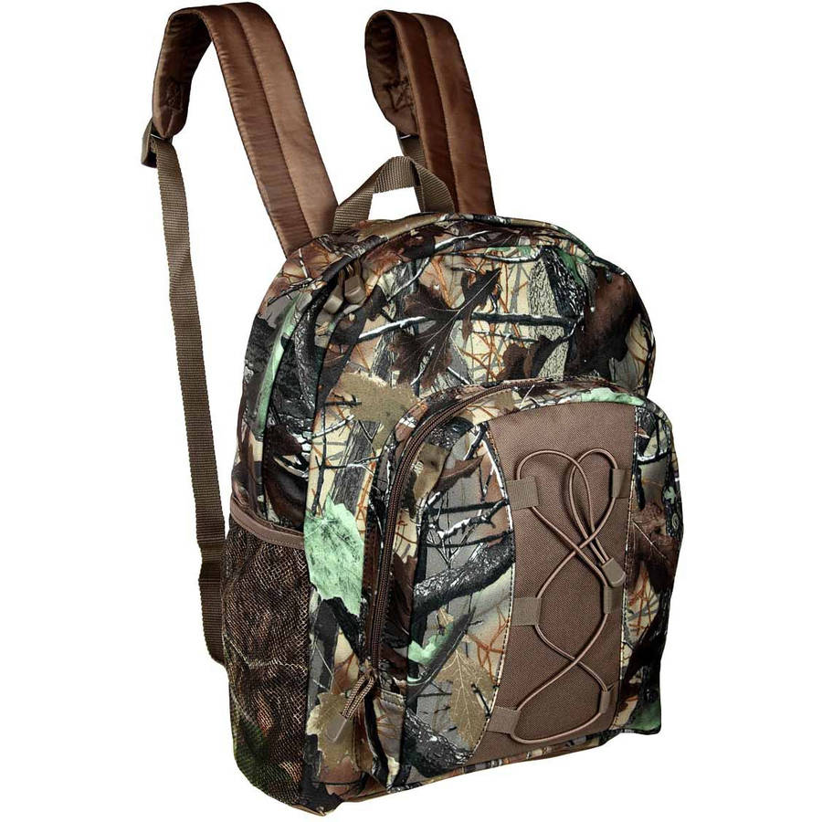 Allen Trooper Day Pack, Oakbrush